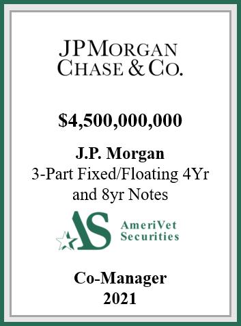 JPM May '21